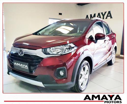 Amaya Honda Wr-v 1.5 Lx Mt 0km 2021 Con Pantalla