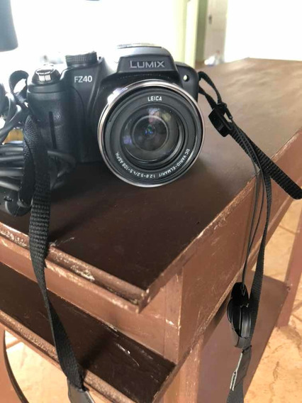 Máquina Fotografica Panasonic Fz40