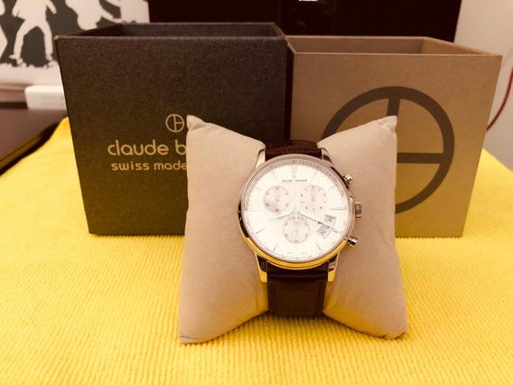 Reloj De Pulsera - Claude Bernard Hombre 01002 Ain