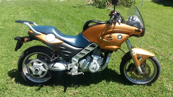 Bmw F 650 Cs Scarver 2001 Abs Exclusiva Oportunidad.