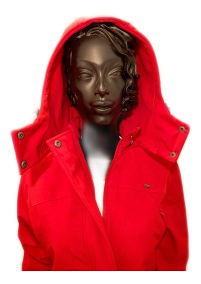 Campera Softshell Mujer Termica Talle Especiales Envio Gratis Abrigo Diseño
