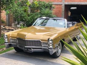Cadillac Conversível 1968