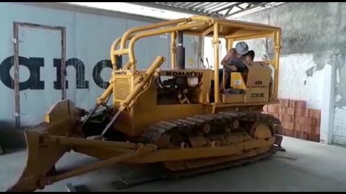 Trator Komatsu D 30
