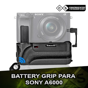 Battery Grip Para Sony A6000