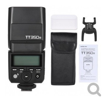 Flash Speedlite Graika/godox Tt350n - Para Nikon