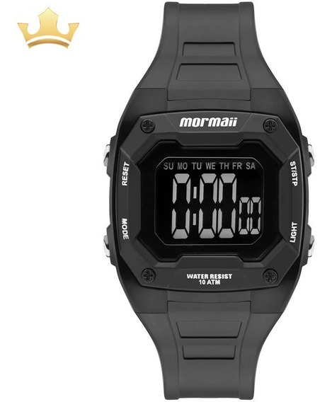 Relógio Mormaii Infantil Mo9451ab/8p Com Nf