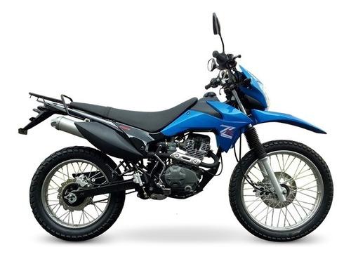 Zanella Zr 150 Lte 0km 2021 Ahora 18 - Motos 32 - La Plata