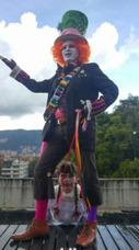 Alquiler Disfraz El Sombrerero Loco