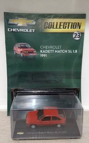 Linda Miniatura Kadett Hatch Sl 1.8 1991 - Acompanha Revista