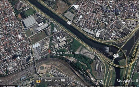 Área Industrial À Venda, Presidente Altino, Osasco. - Ar0248