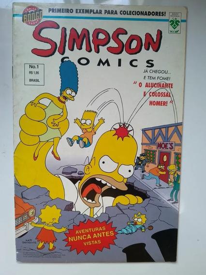 Hq Comics Bongo Group Simpson - Volumes 1