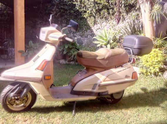 Motoneta Clasica Yamaha 87 Riva 180 Cc Para Coleccionistas
