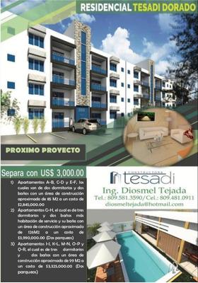 Apartamento Exclusivo En Los Llanos De Gurabo