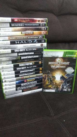 Mortal Kombat X Dc Universe Xbox 360