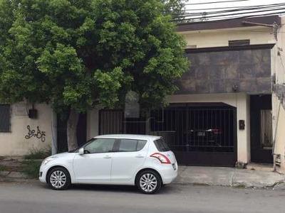 Casa En Venta Col. Buenos Aires, Monterrey N.l.