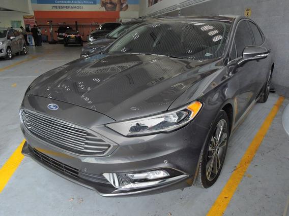 Ford Fusion Hybrid Plus 2020
