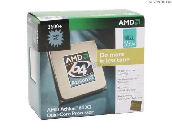 Computador Pc - Amd Athlon 64 X2 Hd 500gb 4gb Novo Garantia