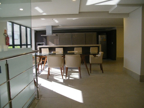 Sala Comercial Com 1 Vaga De Garagem - 3871