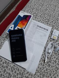 Vendo Celular A50 Novo Na Caixa 128gb