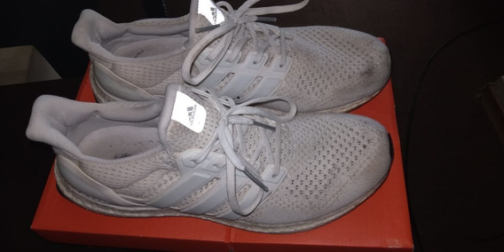 adidas Ultra Boost 1.0 Triple White S77416 - 1