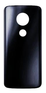 Tampa Traseira Motorola Moto G6 Play Xt1922 Azul Escuro