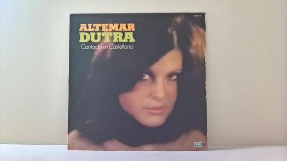Lp Altemar Dutra - Cantado En Castellano