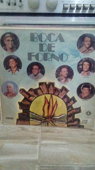 Lp Boca De Forno Varios Artistas Forró