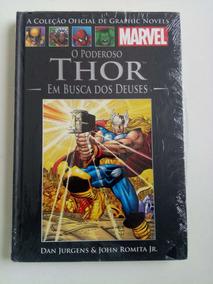 Thor Em Busca Dos Deuses - Salvat - Vol 16 - Lacrado - Rav73