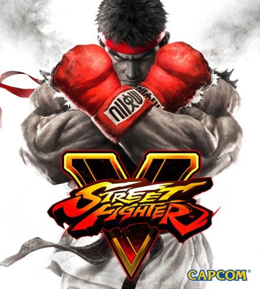 Pc - Street Fighter V
