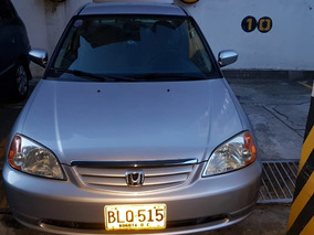 Honda Civic Lx 1.7 2001
