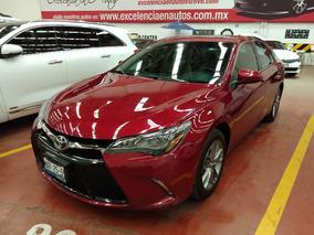 Toyota Camry Xse V6 Ta Climatronic Piel Qc Gps 2015