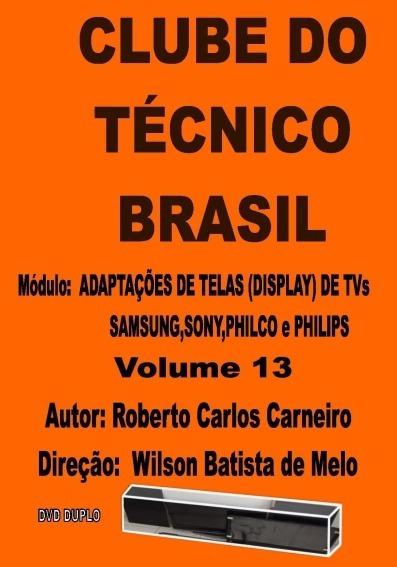 Dvd Aula,físico,adaptações Telas Lcd Samsung,sony,philips.