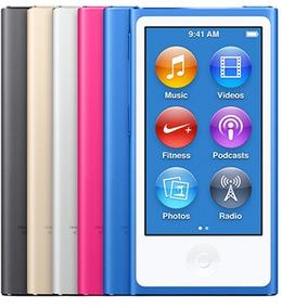 iPod Nano 7ª Geração 16 Gb - A1446 Rosa
