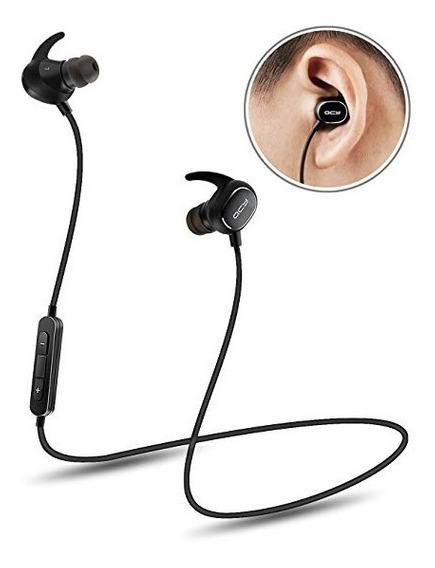Fone De Ouvido Bluetooth Qcy Qy19 V4.1 Sports Earbuds Top