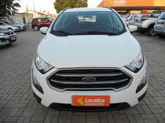 Ford Ecosport 1.5 Tivct Flex Se Manual