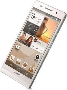 Huawei Ascend P6 8gb Blanca Desbloqueado De Fábrica Android
