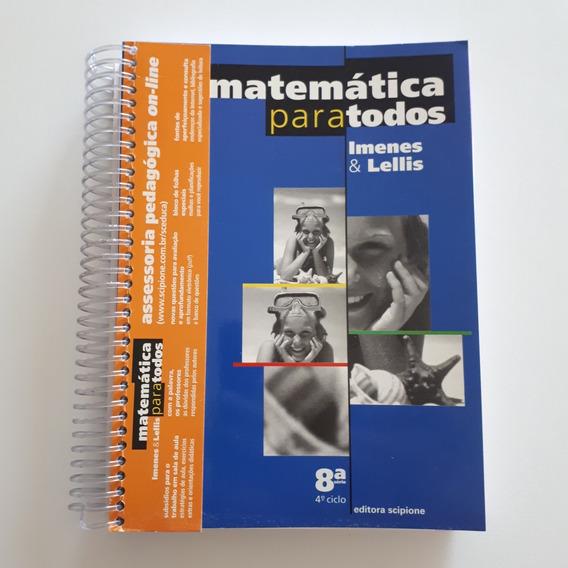 Livro Novo Olhar Matemática 3 Ensino Médio Joamir Souza C2