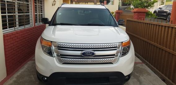 Ford Explorer Xlt 4x4 2012