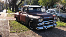 Gmc Chevrolet Pick Up Viking 1957