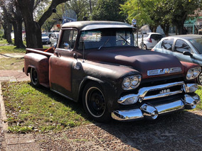 Gmc Chevrolet Viking Pick Up 1957
