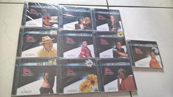 Lote Com 60 Cd´s,rock,pop,mpb*samba Coleção