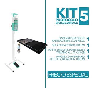 Kit Protocolo De Bioseguridad 5
