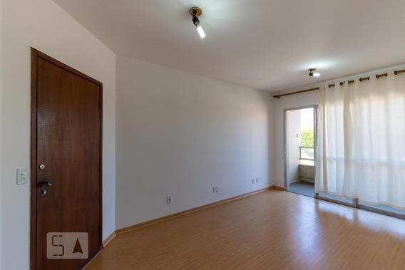 Apartamento No 2º Andar Com 1 Dormitório E 1 Garagem - Id: 892970959 - 270959