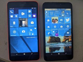 2 Microsoft Lumia 640xl