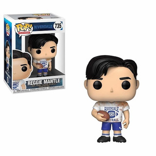 Funko Pop Riverdale Reggie Mantle Envio Full