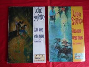 Lobo Solitário: Nºs 2 E 3 - Excelentes / Frete: R$ 9,00