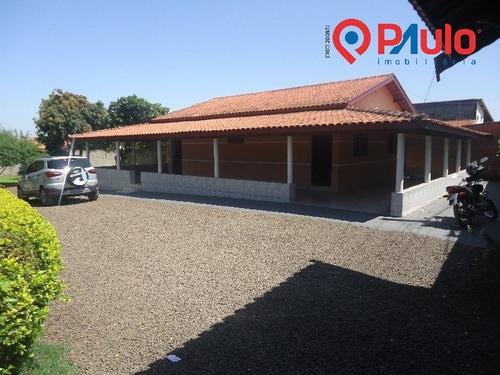 Imagem 1 de 15 de Chacara / Sitios / Fazenda - Residencial Taquaral - Ref: 1800 - V-1800