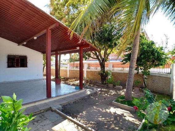 Casa Com 4 Dormitórios À Venda, 245 M² Por R$ 650.000 - Poço - Cabedelo/pb - Ca1546