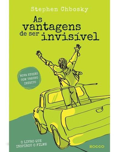 As Vantagens De Ser Invisível(nova Edição)
