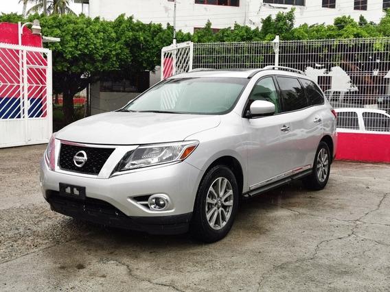 Nissan Pathfinder 2016 3.5 Advance Cvt